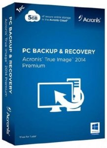 Acronis True Image 2014 Standard | Premium 17 Build 6614 RePacK by D!akov