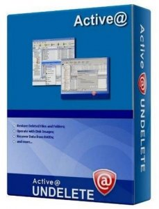 Active@ UNDELETE Enterprise 8.6.27 RePack by WYLEK [Ru]