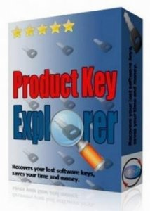Product Key Explorer 3.5.5.0 (2013) [En]