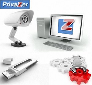 PrivaZer 2.10 + Portable [Multi/Ru]