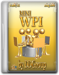 Mini WPI (x86-x64) by DDGroup™ [v.28.11]