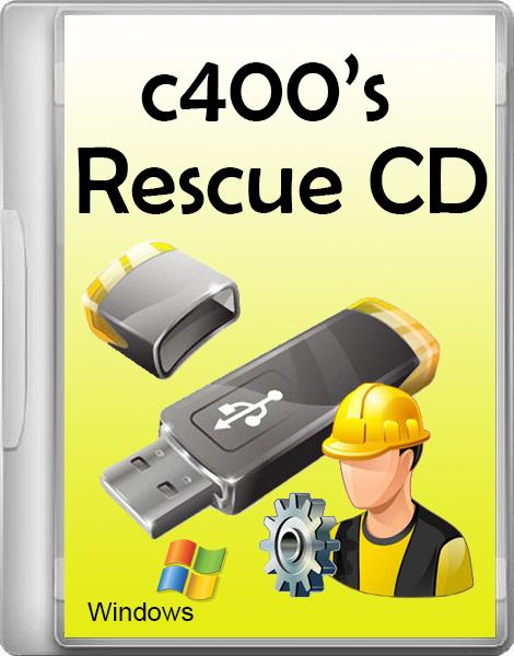 C400s rescue dvd v40 (2013/rus/eng)