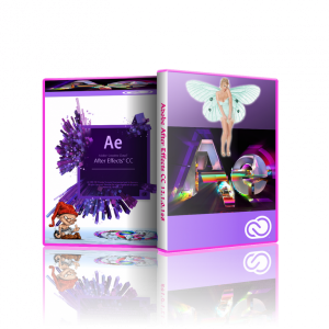 Adobe After Effects CC 12.1.0.168 (32bit+64bit) (2013) [Multi / Rus]