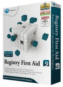 Registry First Aid Standard 9.2.0 Build 2188 [Multi/Ru]