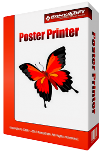 RonyaSoft Poster Printer v3.01.34 Final (2013) ������� ������������