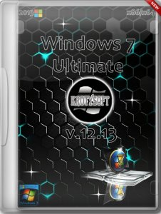 Windows 7 Ultimate by KrotySOFT v.12.13 (x86/x64) (2013)