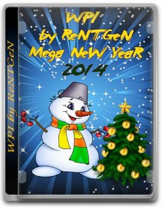 WPI by ReNTGeN v.1.2 Mega New YeaR 2014 [Rus]