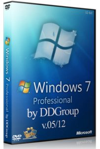 Windows 7 Pro SP1 x86 [ v.05.12 ] by DDGroup™ (2013) Русский