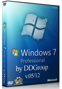 Windows 7 Pro SP1 x64 [ v.05.12 ] by DDGroup� (2013) �������
