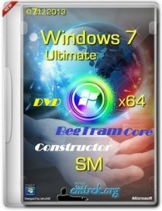Windows 7 Ultimate SP1 х64 RU XI-XIII BegTram Core