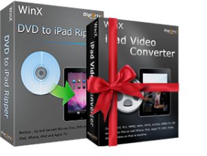 WinX iPad Video Converter 5.0.0 Build on Nov 25 2013 repack by FoXtrot298 [En]