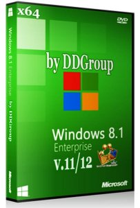 Windows 8.1 Enterprise x64 [v.11.12] by DDGroup™ (2013) Русский