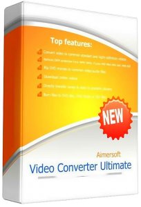 Aimersoft Video Converter Ultimate v5.7.0.1 Final (2013) Русский присутствует