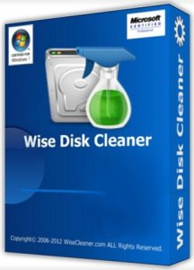 Wise Disk Cleaner 7.98.569 [Multi/Ru]