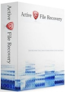 Active@ File Recovery Professional 11.0.5 RePack by WYKEK [Ru]
