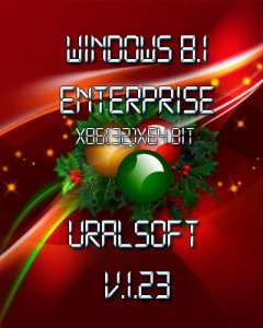 Windows 8.1 Enterprise UralSOFT v.1.23 (x86x64) [2013] Русский