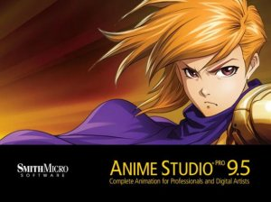 Anime Studio Pro 9.5 build 9768 RePack by countryboy [Ru/En]