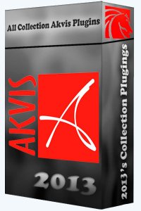 AKVIS All Plugins 2013 [Multi/Ru]