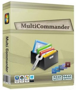 Multi Commander 3.9.9 build 1594 Beta [Multi/Ru]