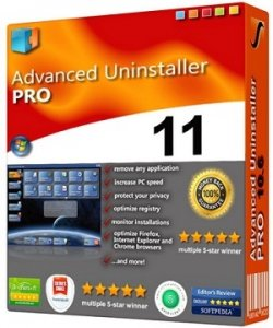 Advanced Uninstaller PRO 11.28 (2013) [Английский]