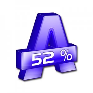 Alcohol 52% 2.0.2 Build 5830 DC 20.12.2013 [Multi/Ru]