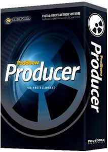 Photodex ProShow Producer 6.0.3395 RePack by KpoJIuK [Ru/En]