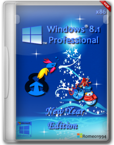 Windows 8.1 Professional x86 New Year Edition by Romeo1994 (2013) �������