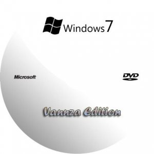 Windows 7 x86 Ultimate SP1 [v27.12.2013] by Vannza (2013) Русский