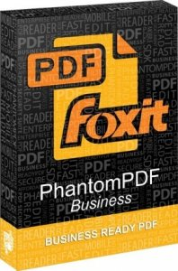 Foxit PhantomPDF Business 6.0.10.1213 RePack by D!akov [Multi/Ru]