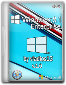 Windows 8.1 Enterprise x86 [v.1.0] by vladios13 (2013) Русский