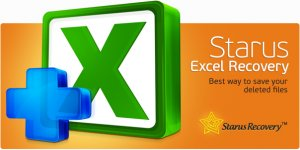 Starus Excel Recovery 1.0 RePack (& Portable) by AlekseyPopovv [Ru]