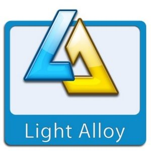 Light Alloy 4.7.7 Build 1041 Final RePack (& Portable) by D!akov [Multi/Ru]