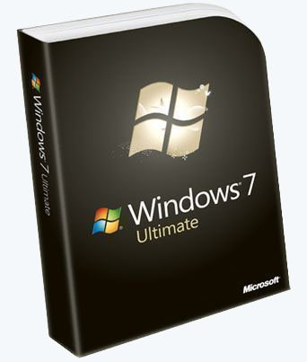 Windows 7 Ultimate SP1 by Djakonda v 01.2014 (x64) (2014) Английский