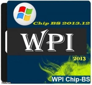Chip BS Post Installer 2013.12 (WPI Chip-BS) (x86 / x64) [Rus]