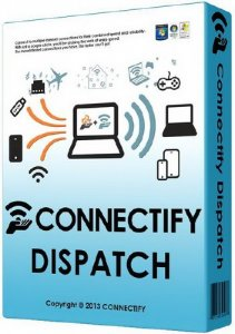 Connectify Dispatch Pro 7.2.1.29658 Final (2013) Английский