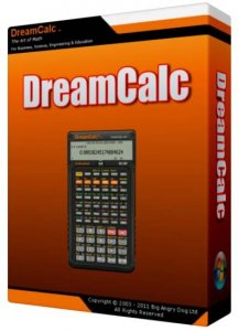DreamCalc Professional Edition 4.9.0 [En]