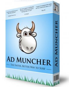 Ad Muncher 4.93.33707 Final (RUS+ENG) Repack by Andron1975 & Artem40in (� ��������������� �������-��������) v1.3.6 / v1.3.7 (2014)
