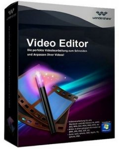 Wondershare Video Editor 3.5.1 Portable by Invictus [Ru/En]