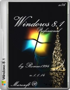 Windows 8.1 Professional (x86) v.1.1.14 by Romeo1994 (2013) Русский