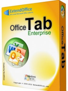 Office Tab Enterprise Edition 9.60 [Multi/Ru]