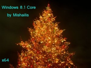Windows 8.1 Core x64 by Mishailis (2014) Русский