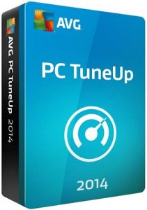 AVG PC TuneUp 2014 14.0.1001.295 RePack by KpoJIuK [Multi/Ru]