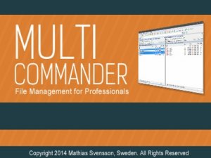 Multi Commander 4.0.0 Build 1610 Beta [Multi/Ru]