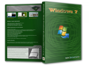 Windows 7 Home Premium SP1 IDimm Edition v.17.14 (32bit+64bit) (2014) Русский