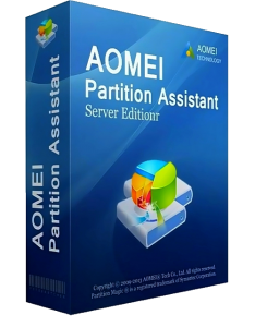 AOMEI Partition Assistant Server Edition v5.5 Retail + BootCD WinPE (2014) Русский присутствует