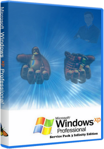 Microsoft Windows XP Professional Service Pack 3 Infinity Edition (01.2014) (x86) (2014) Русский