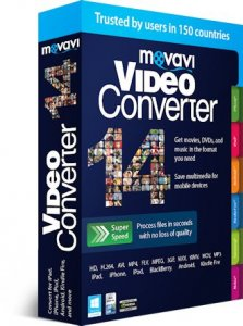 Movavi Video Converter 14.0.1 RePack (& Portable) by D!akov [Ru/En]
