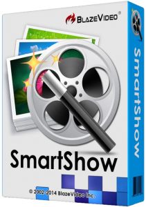 BlazeVideo SmartShow v2.0.0 Final + Portable by Maverick (2014) ������� ������������