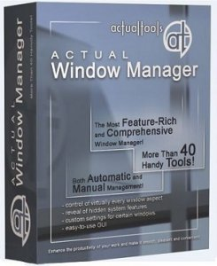 Actual Window Manager 8.1.0 Final [Multi/Ru]