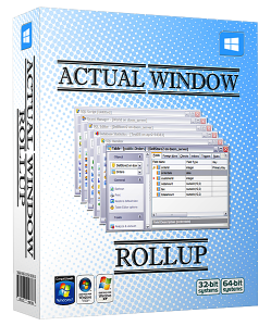 Actual Window Rollup v8.1 Final (2014) ������� ������������